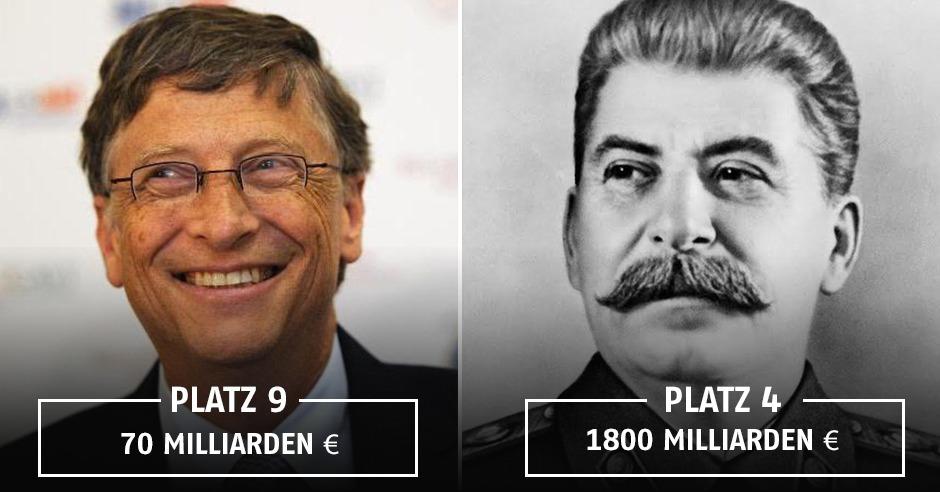 10 Reichsten Menschen Der Welt