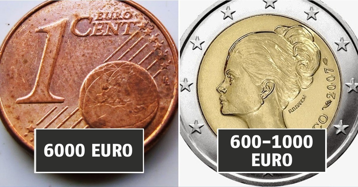Diese Euromünzen Sind In Wahrheit Ein Vermögen Wert
