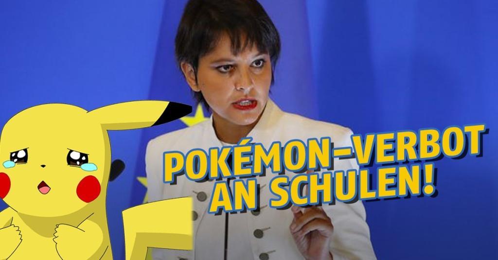 Pokemon Go Verbieten