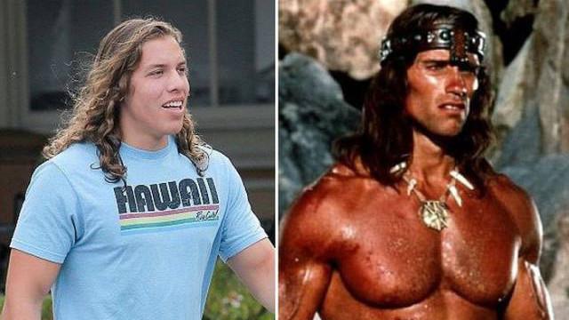 Sohn Von Schwarzenegger