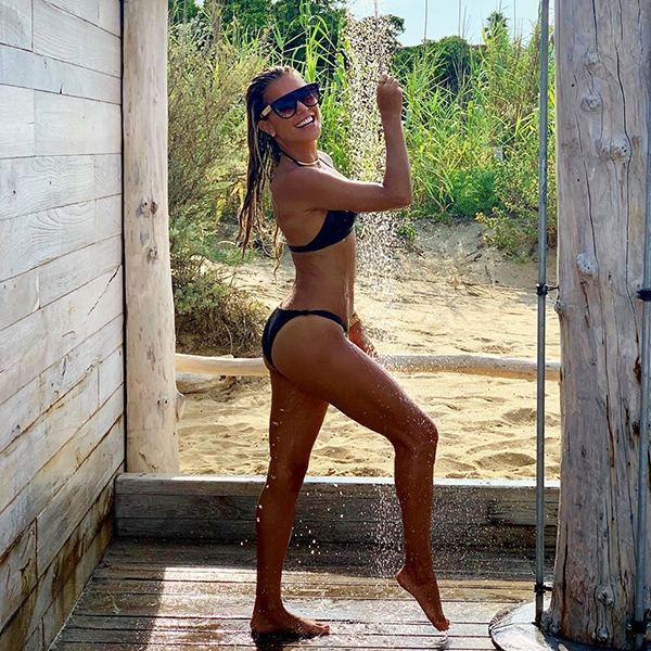 Stars im Urlaub: Sommergenuss im Bikini