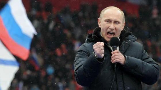Putin Neuigkeiten