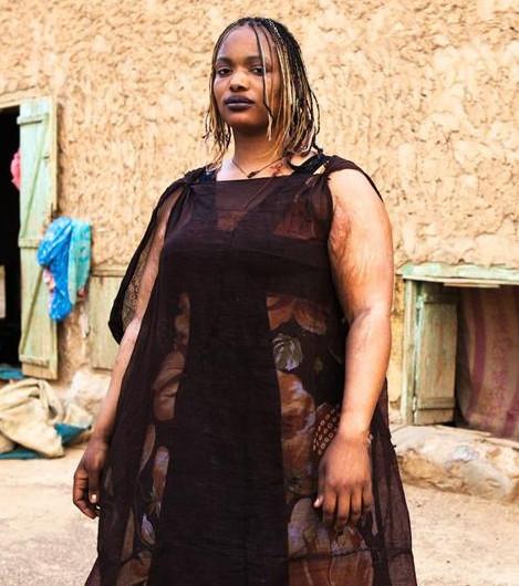 Mauretanien Frauen