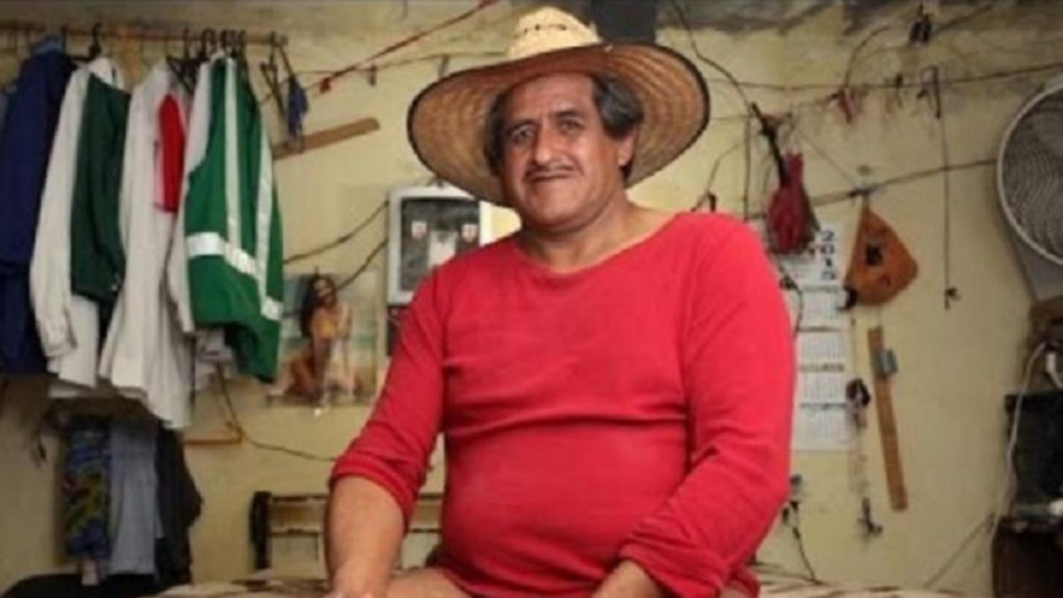Roberto Esquivel Cabrera ist der Mann mit dem längsten