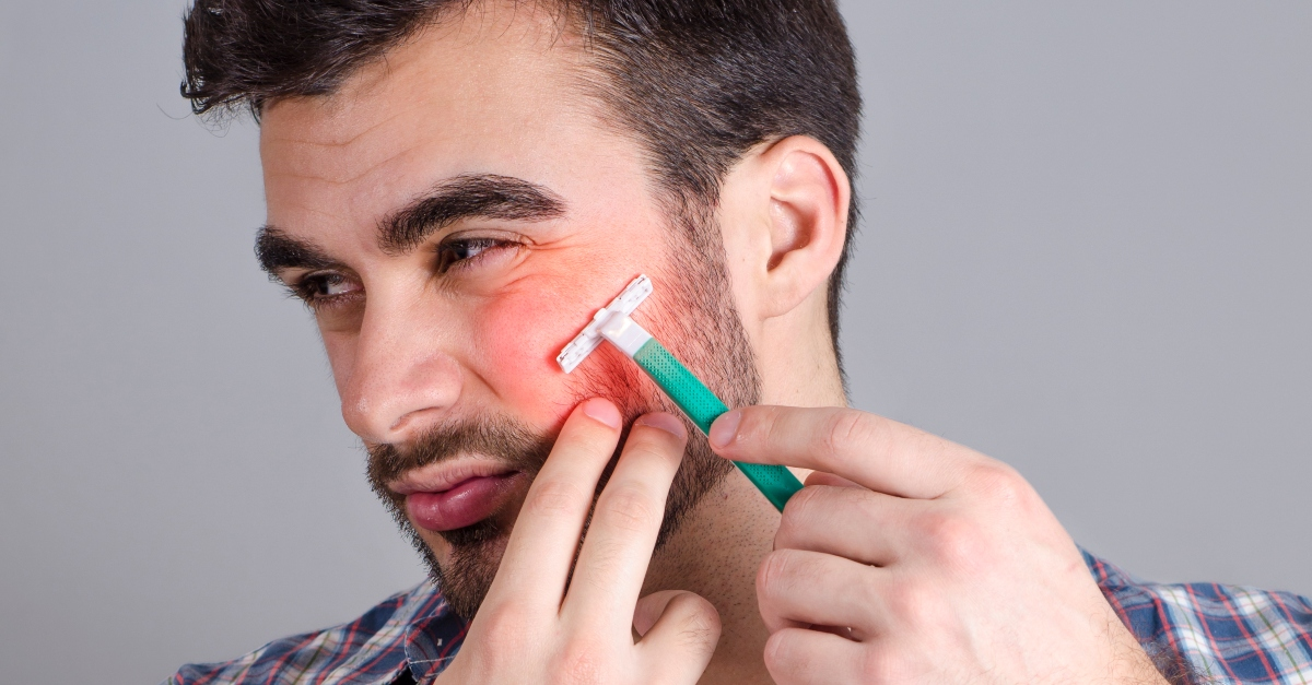 Haarwurzelentzündung – Symptome, Ursachen, Therapie