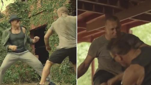 Der Kickboxer Die Vergeltung