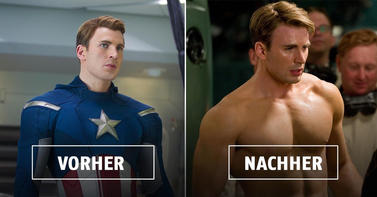 Captain America Schauspieler