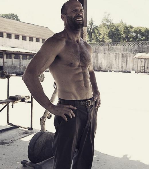 Jason Statham is der meist gesehene Star in Actionfilmen