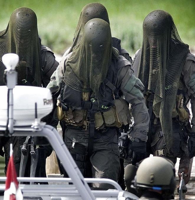 Huntsmen Corps - Dänemark
