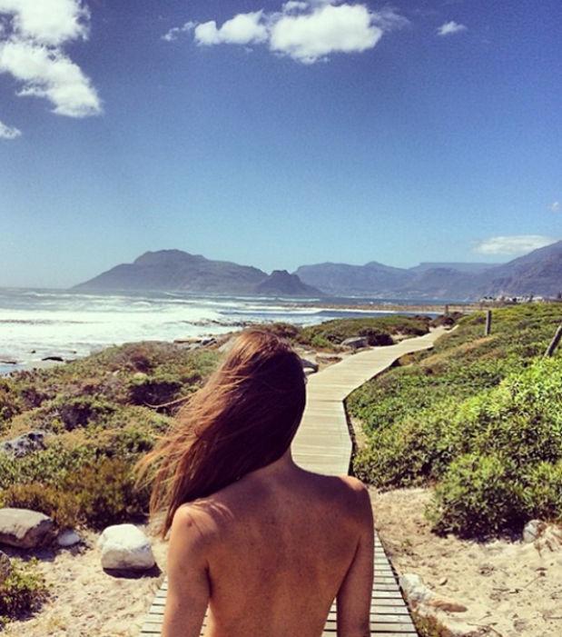 Magdalena in Kapstadt