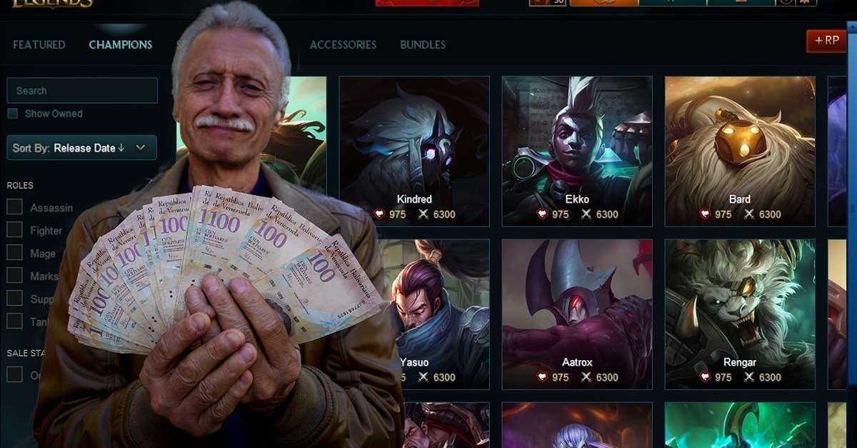 League Of Legends Wie Viel Geld