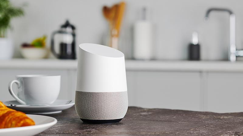 Google Home: Was können die smarten Lautsprecher?