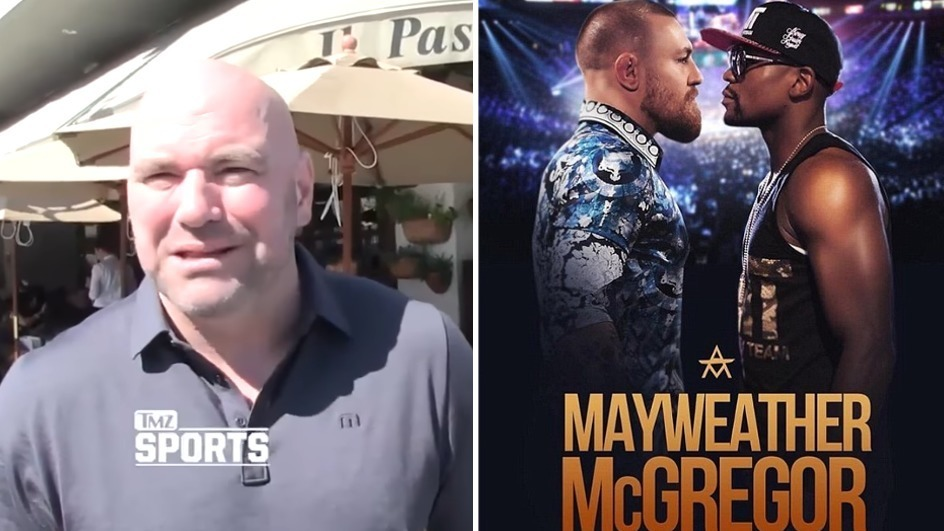 Kampf Mcgregor Mayweather Wann