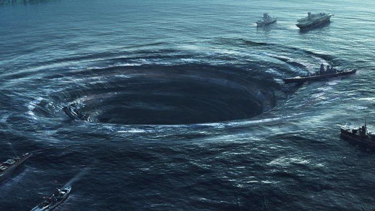 Bermuda Dreieck Nordsee Stream
