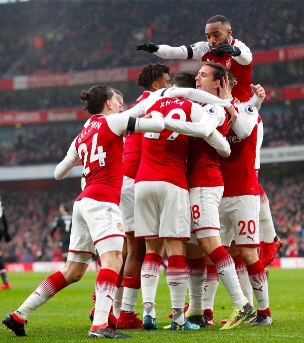 Arsenal London - 403 Millionen Euro