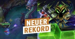 League Of Legends Vandiril Stellt Mit Veigar Einen Neuen Ap Rekord Auf