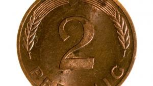 Wertvolle 2 Pfennig Münze Wer Diese D Mark Noch Hat Ist Um 5000