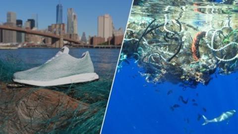 3D Druck: Adidas veröffentlicht Sneaker aus Ozean-Müll