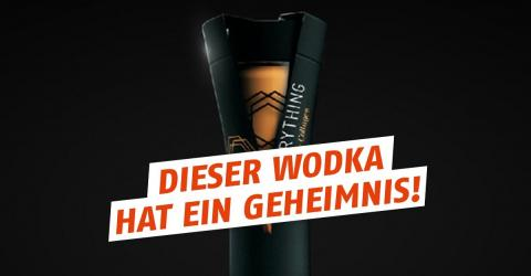 Anti Everything: Der Wodka, der euch jung hält!