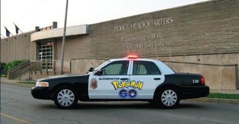 Pokémon GO: Sensationell! US-amerikanische Polizisten fangen per App Straftäter