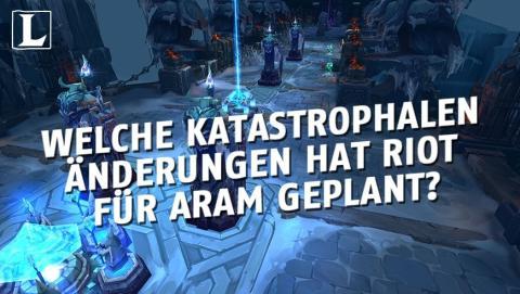 League of Legends: Welche katastrophalen Änderungen hat Riot für ARAM geplant?