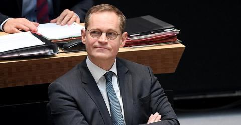 Bürgermeister von Berlin sorgt mit Hartz-IV-Idee für Diskussionen