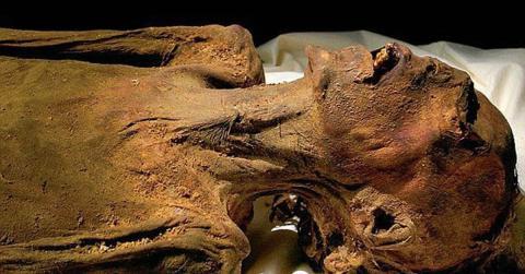 Das Rätsel der schreienden Mumie ist gelöst