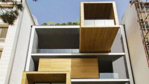 Dieses Haus mit seinen mobilen Zimmern wird Sie erstaunen