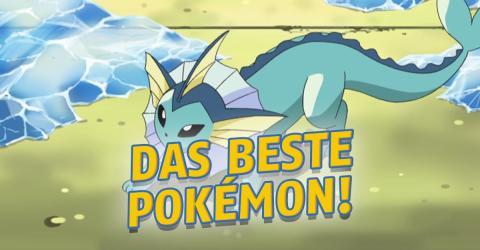 Pokémon GO: Aquana, das Lieblingspokémon der besten Arenaspieler