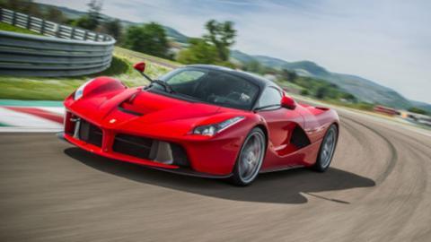 Ferrari LaFerrari: Preis, Technische Daten: Das italienische Leistungsmonster im Video