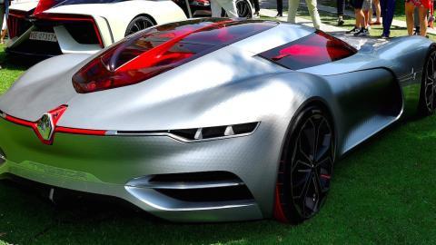 Renault Trezor: Schönstes Concept Car des Jahres