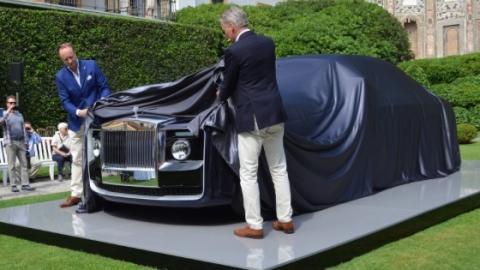 Rolls-Royce Sweptail: Das teuerste Auto des Planeten