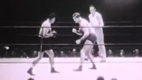 Ringer vs. Boxer: So spektakulär war der erste MMA-Kampf der Welt!