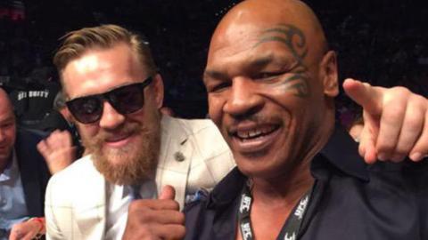 """Mike Tyson: """"McGregor wird bei dem Boxkampf draufgehen!"""""""