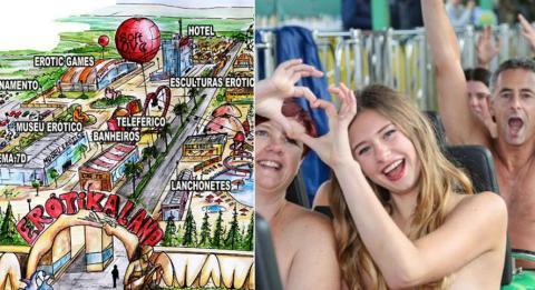 ErotikaLand: Der erste Freizeitpark für Erwachsene öffnet seine Pforten!