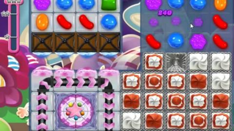 Candy Crush Saga Level 1229: Lösung, Tipps und Tricks