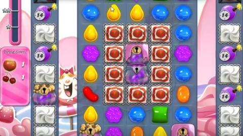 Candy Crush Saga Level 1492: Lösung, Tipps und Tricks