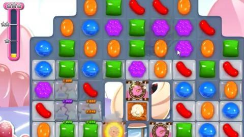 Candy Crush Saga Level 1493: Lösung, Tipps und Tricks