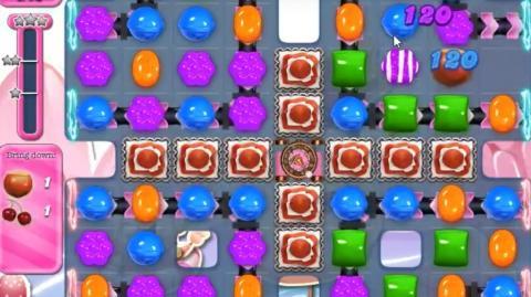 Candy Crush Saga Level 1494: Lösung, Tipps und Tricks