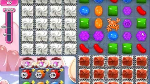 Candy Crush Saga Level 1495: Lösung, Tipps und Tricks