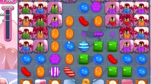 Candy Crush Saga Level 1501: Lösung, Tipps und Tricks