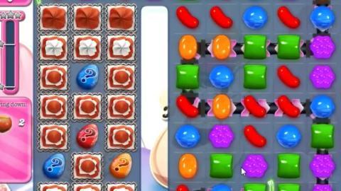 Candy Crush Saga Level 1505: Lösung, Tipps und Tricks