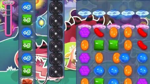 Candy Crush Saga Level 1512: Lösung, Tipps und Tricks