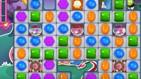 Candy Crush Saga Level 1516: Lösung, Tipps und Tricks