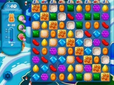 Candy Crush Soda Level 666: Lösung, Tipps und Tricks