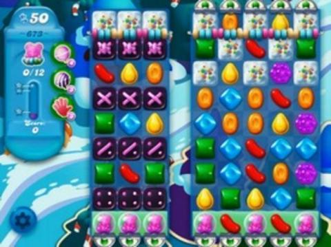 Candy Crush Soda Level 673: Lösung, Tipps und Tricks