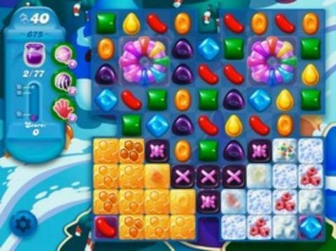Candy Crush Soda Level 675: Lösung, Tipps und Tricks