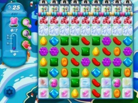 Candy Crush Soda Level 681: Lösung, Tipps und Tricks