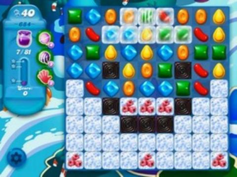 Candy Crush Soda Level 684: Lösung, Tipps und Tricks
