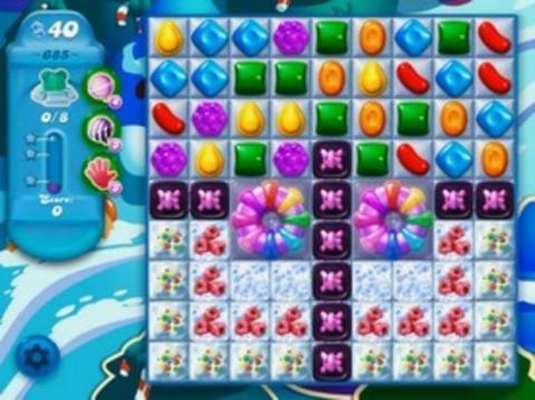 Candy Crush Soda Level 685: Lösung, Tipps und Tricks